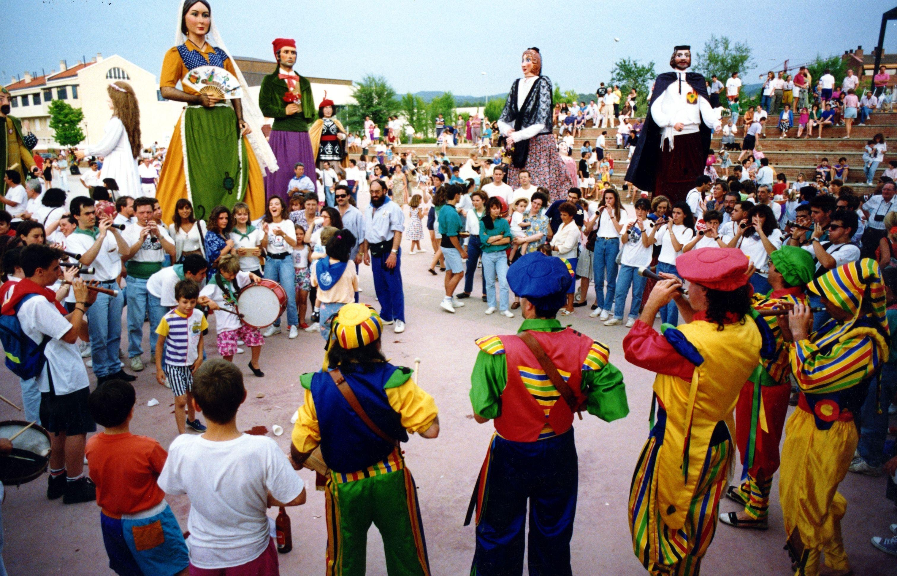 Festes Majors Antigues