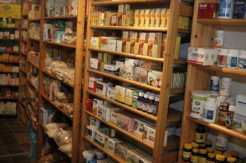 Productes naturals per a una vida sana FOTO: Arxiu