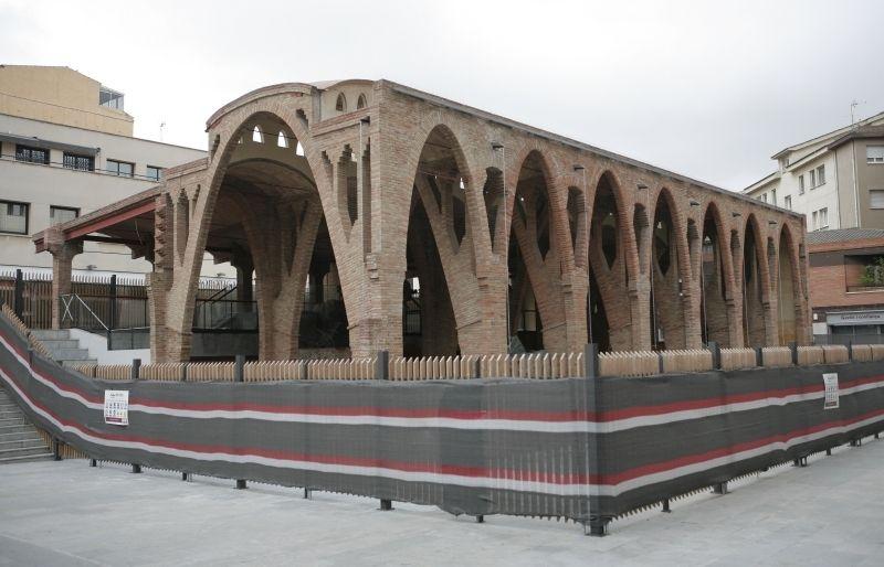 """Segons el director del museu, Lluís Campins, el nou espai és la perla de Sant Cugat"""" per la bellesa arquitectònica"""
