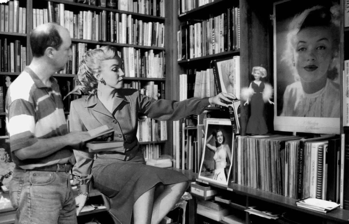 L'Arxiu Marilyn Monroe es trobava a Valldoreix però es traslladarà al Museu de Cal Gerrer (plaça d'Octavià). FOTO: AMM