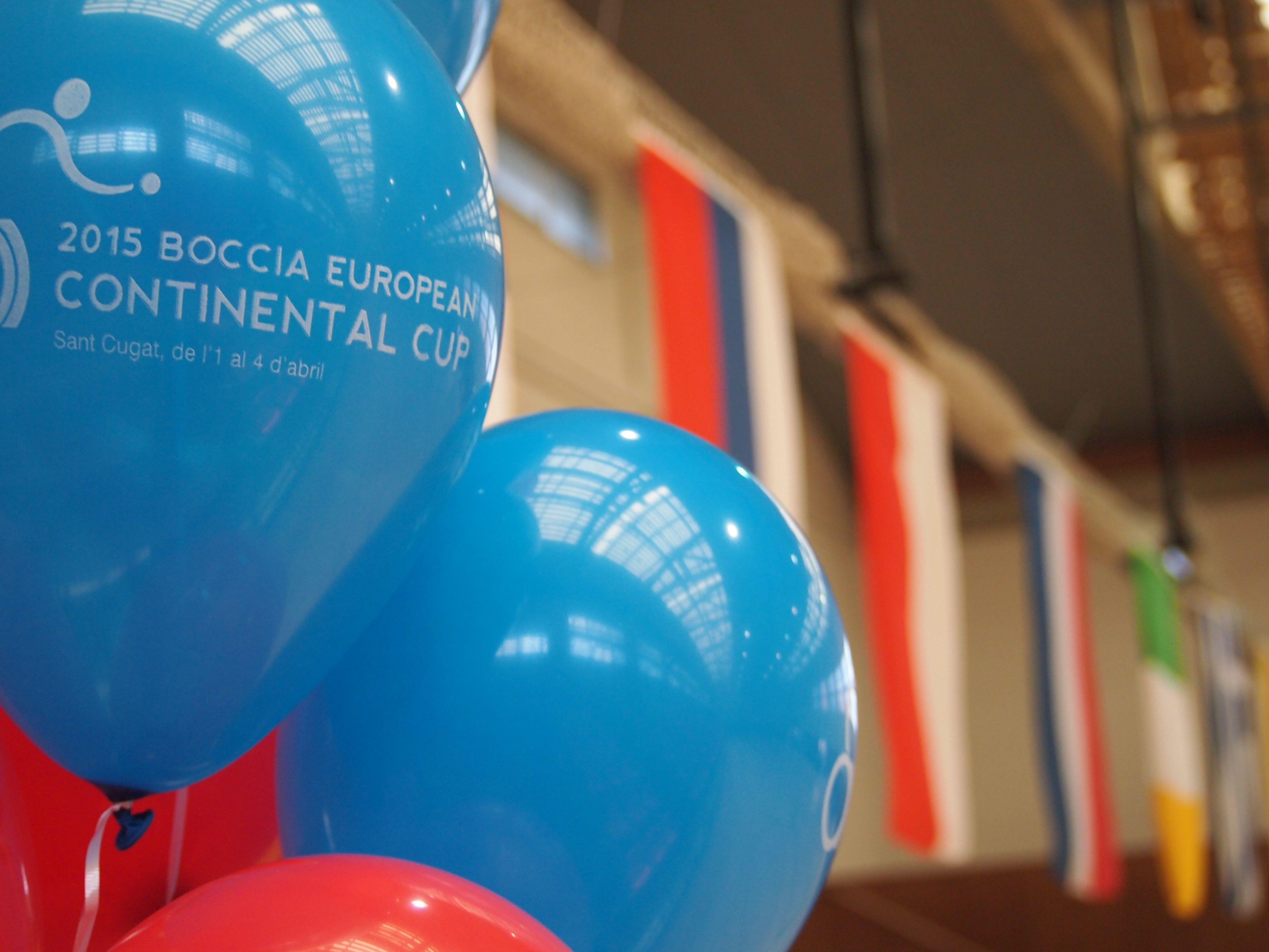 Cerimònia Inaugural de Boccia 2015