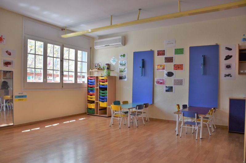 Amb espais per fomentar el seu desenvolupament