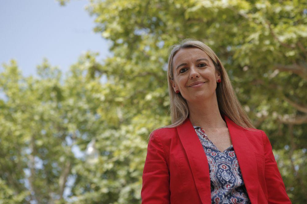 Mireia Ingla, portaveu d'ERC-MES a l'Ajuntament de Sant Cugat FOTO: Artur Ribera