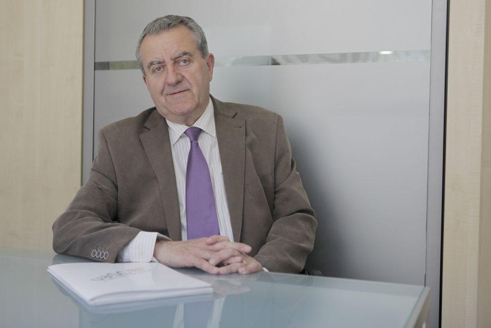 Jaume Massanés. FOTO: Artur Ribera