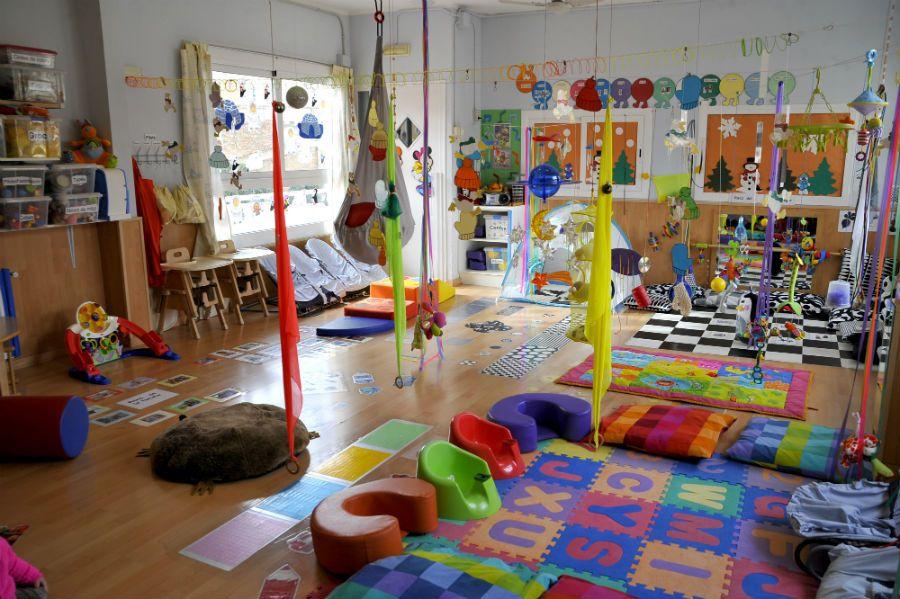 Un centre educatiu de referència FOTO: Cedida