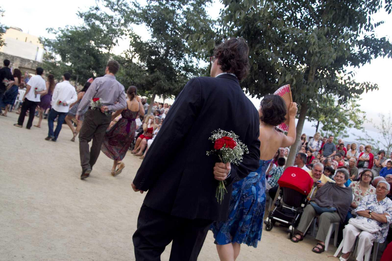 El 'Paga-li, Joan', es balla el dia 29 de juny. FOTO: Estefania Bedmar