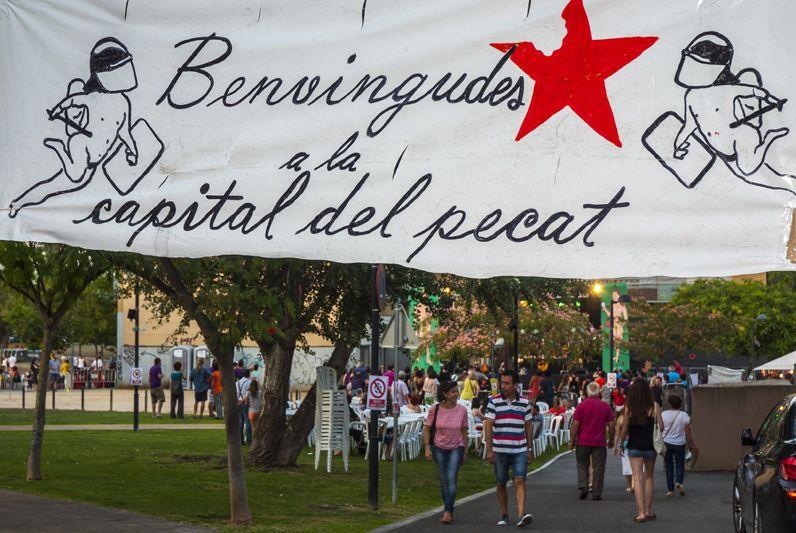 L'activitat a la plaça comença aquest dimecres, 29 de juny FOTO: Aïda Sotelo