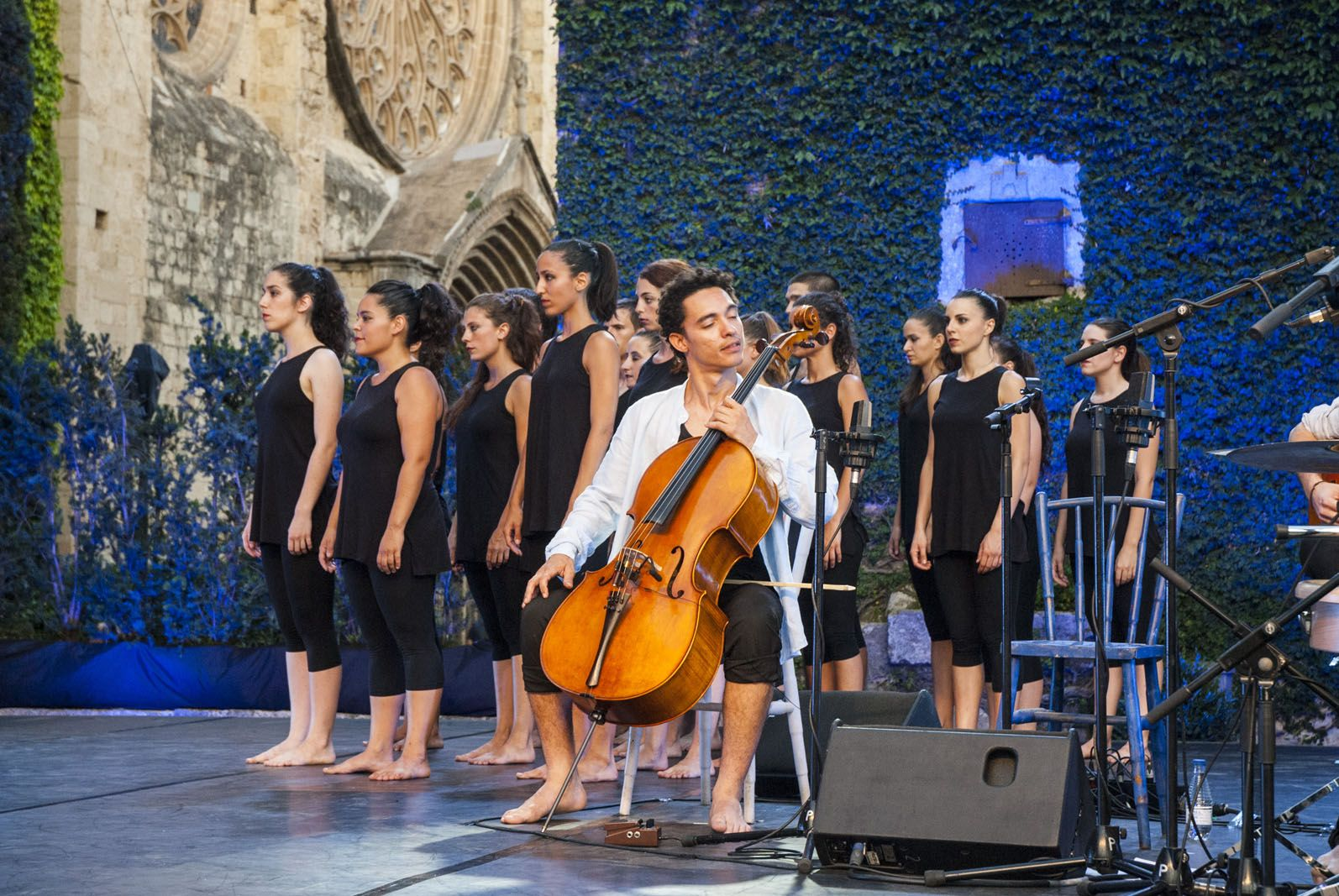 La música de Pere Martínez Quartet ha encisat. FOTO: Aida Sotelo