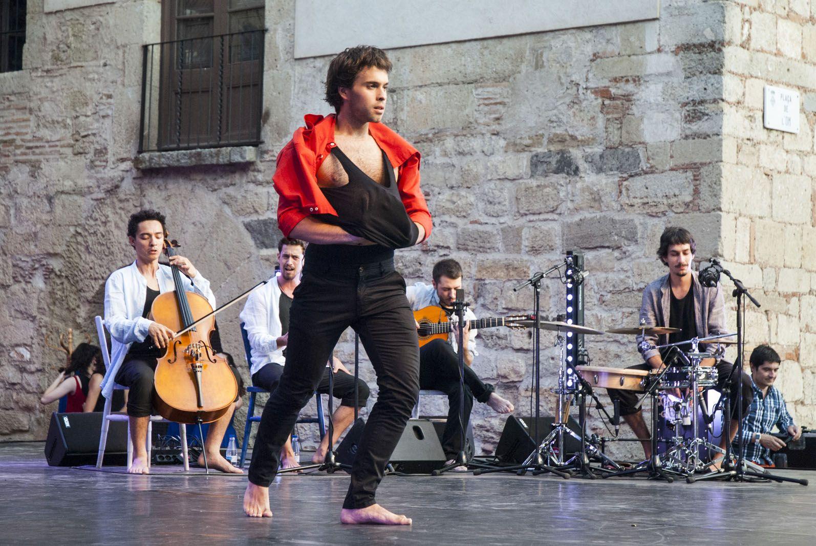 Hi ha hagut dos representacions durants la Festa Major. FOTO: Aida Sotelo