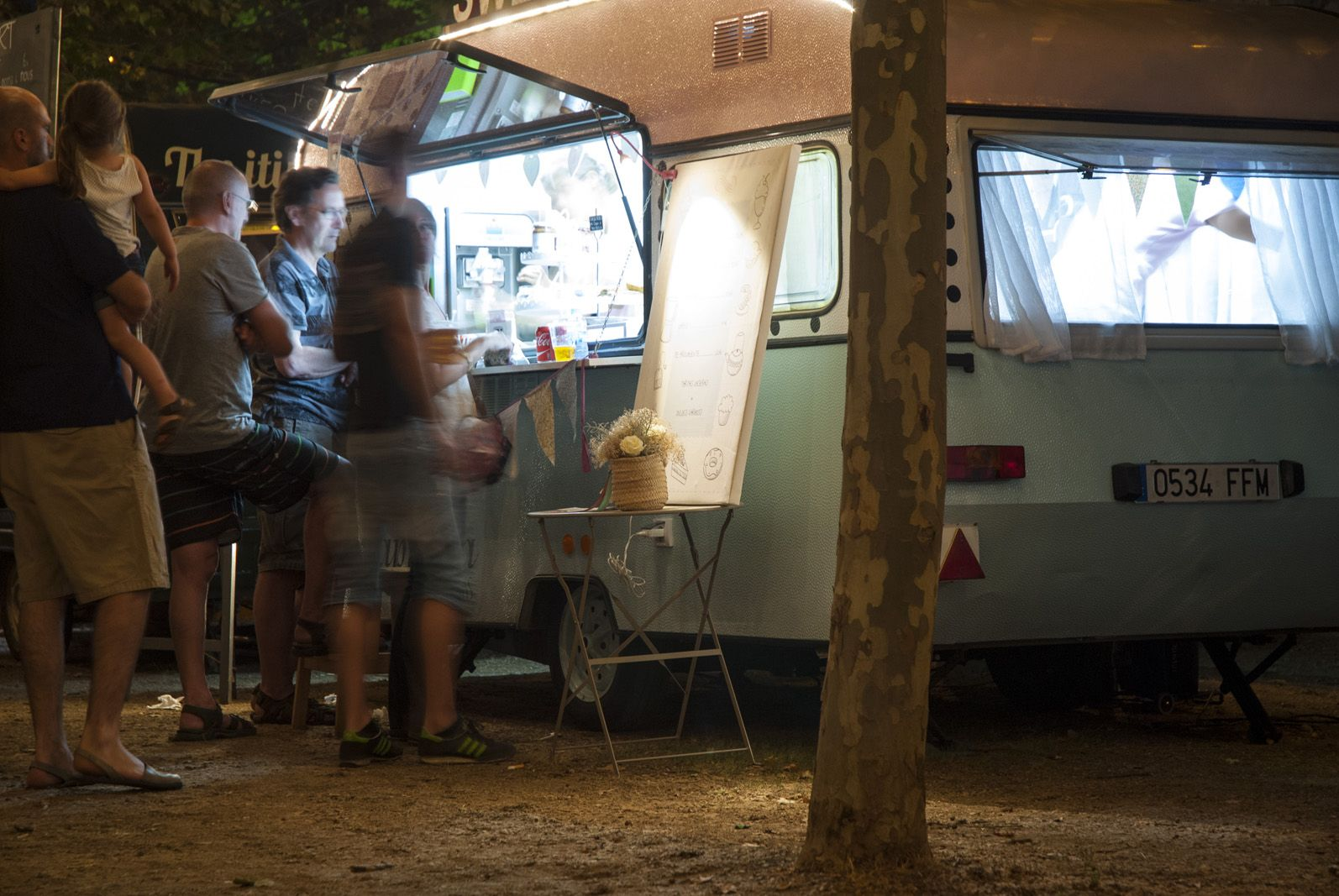 Foof Truks, Parc Central. FOTOS: Aïda Sotelo