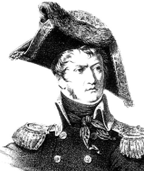 Philibert Guillaume Duhesme. FOTO: Arxiu