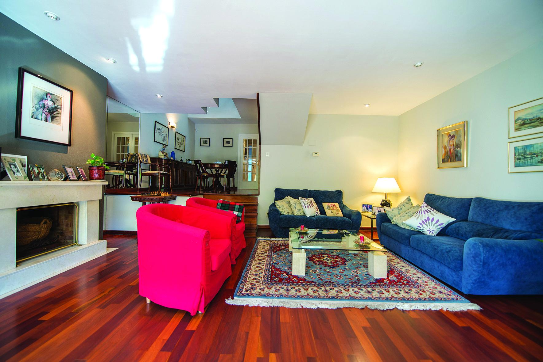 Els amplis espais interiors faran que tothom pugui gaudir de casa. FOTO: Cedida