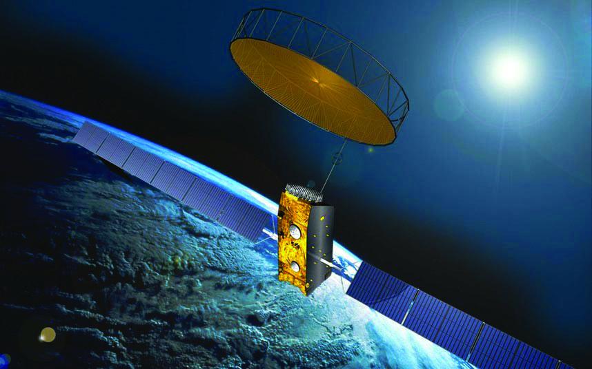 La comunicació via satèl·lit és la més eficaç FOTO: Cedida