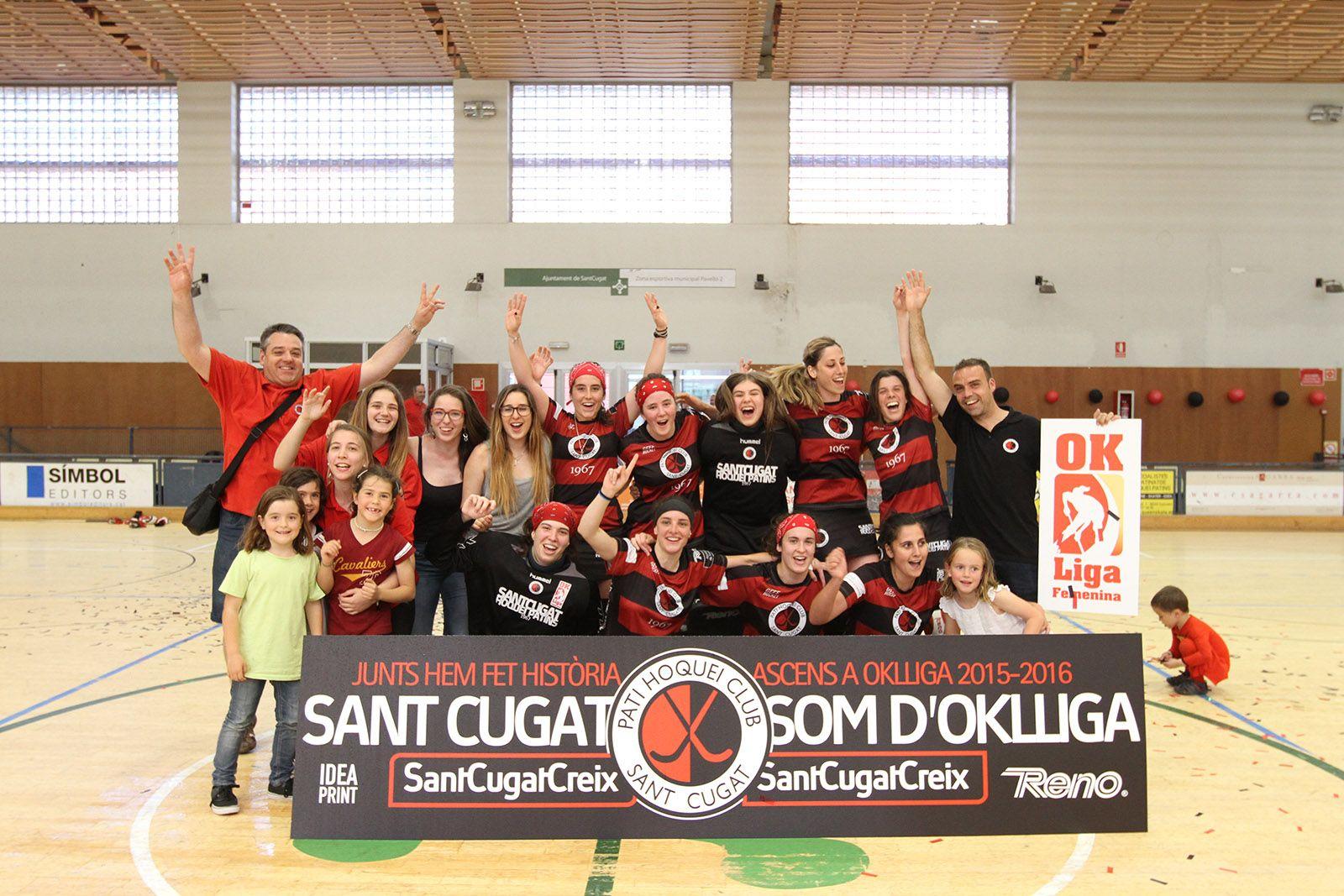 El PHC Sant Cugat, nou equip d'OK Lliga Femenina FOTO: Haidy Blanch