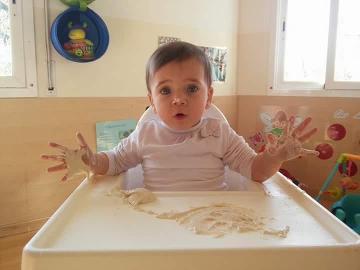 Els bolets és una gran opció per als nadons. FOTO:Cedida