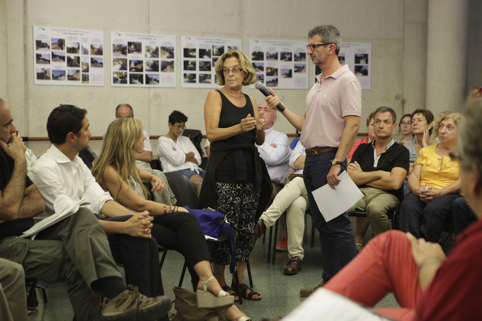 El TOT va organitzar un debat sobre la Floresta el passat 14 de setembre FOTO: Artur Ribera