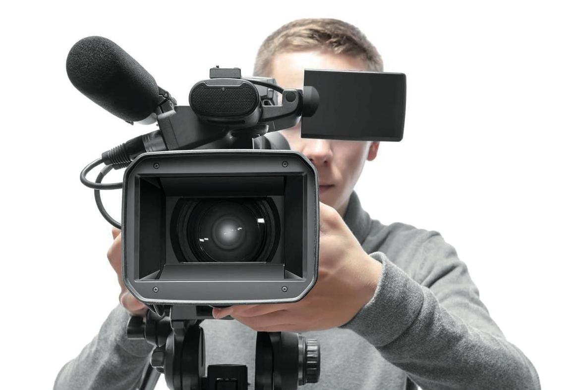 Entre el professorat destaquen grans professionals del sector audiovisual FOTO: Cedida