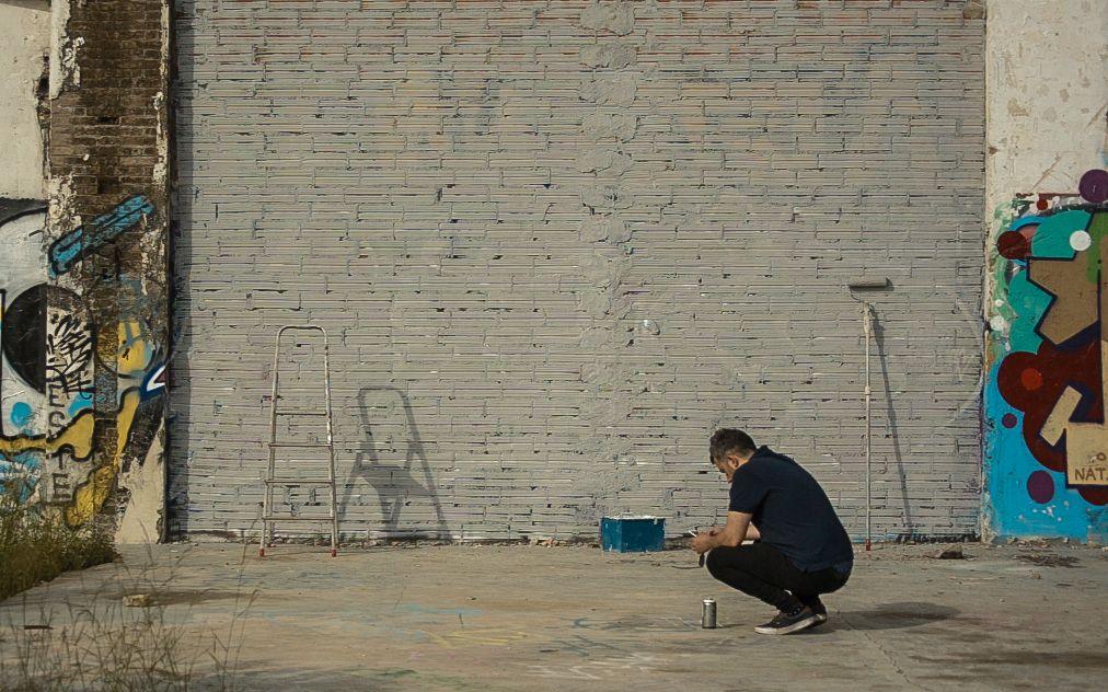 Àlex Guimerà en un moment de la seva feina  FOTO: Cedida