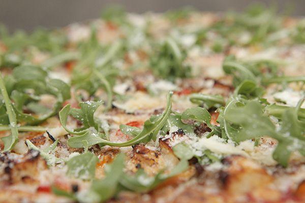 Demana la teva pizza a domicili. Foto: CEDIDA