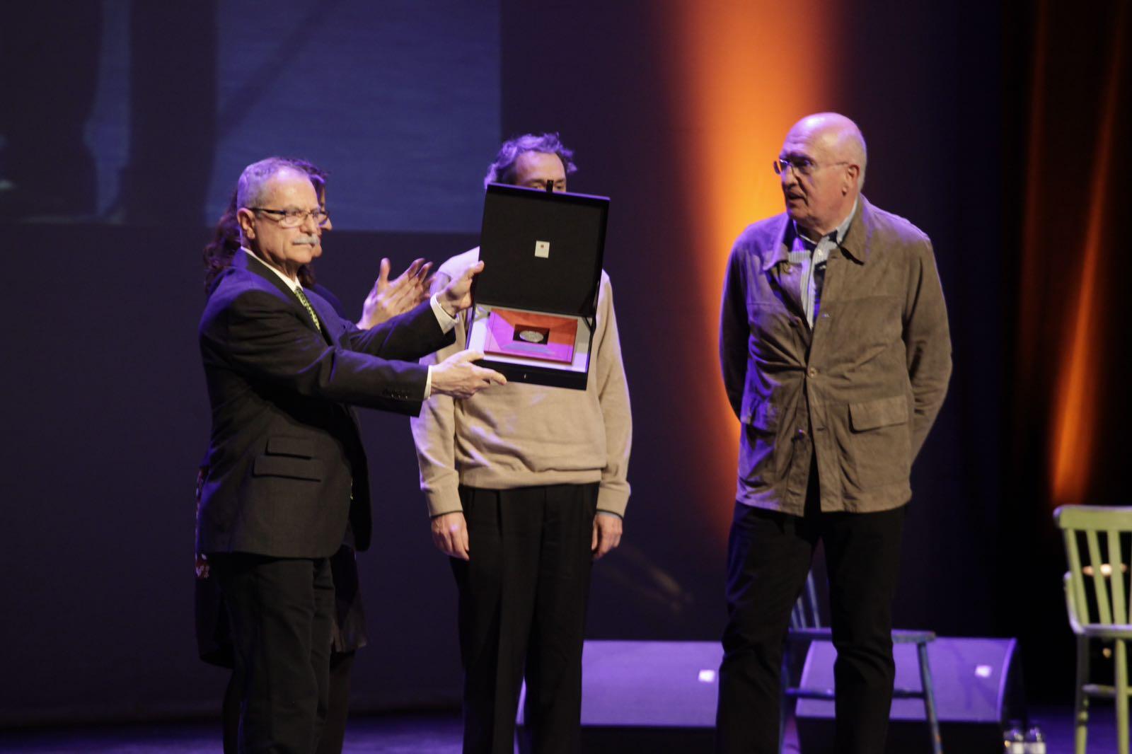 Medalla d'Honor per la Societat Coral La Lira FOTO: Artur Ribera