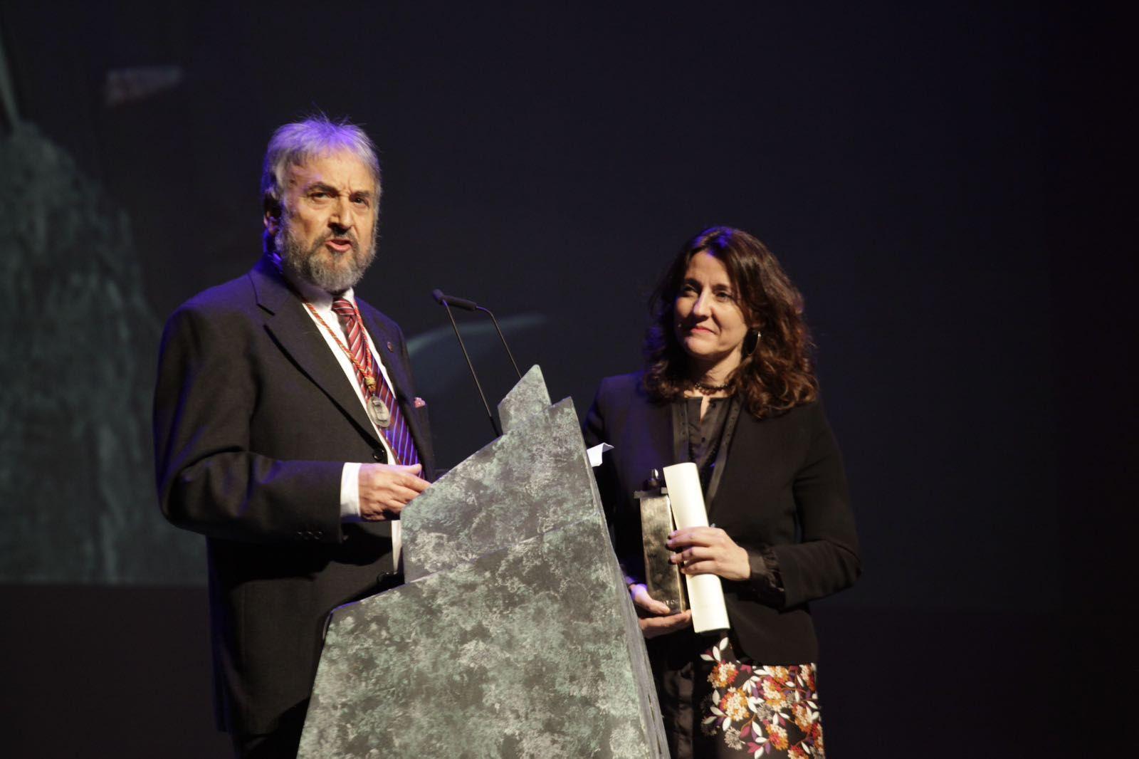 Josep Canals, Premi extraordinari. FOTO: Artur Ribera
