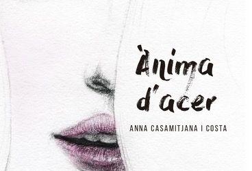 Fragment de la portada del llibre d'Anna Casamitjana