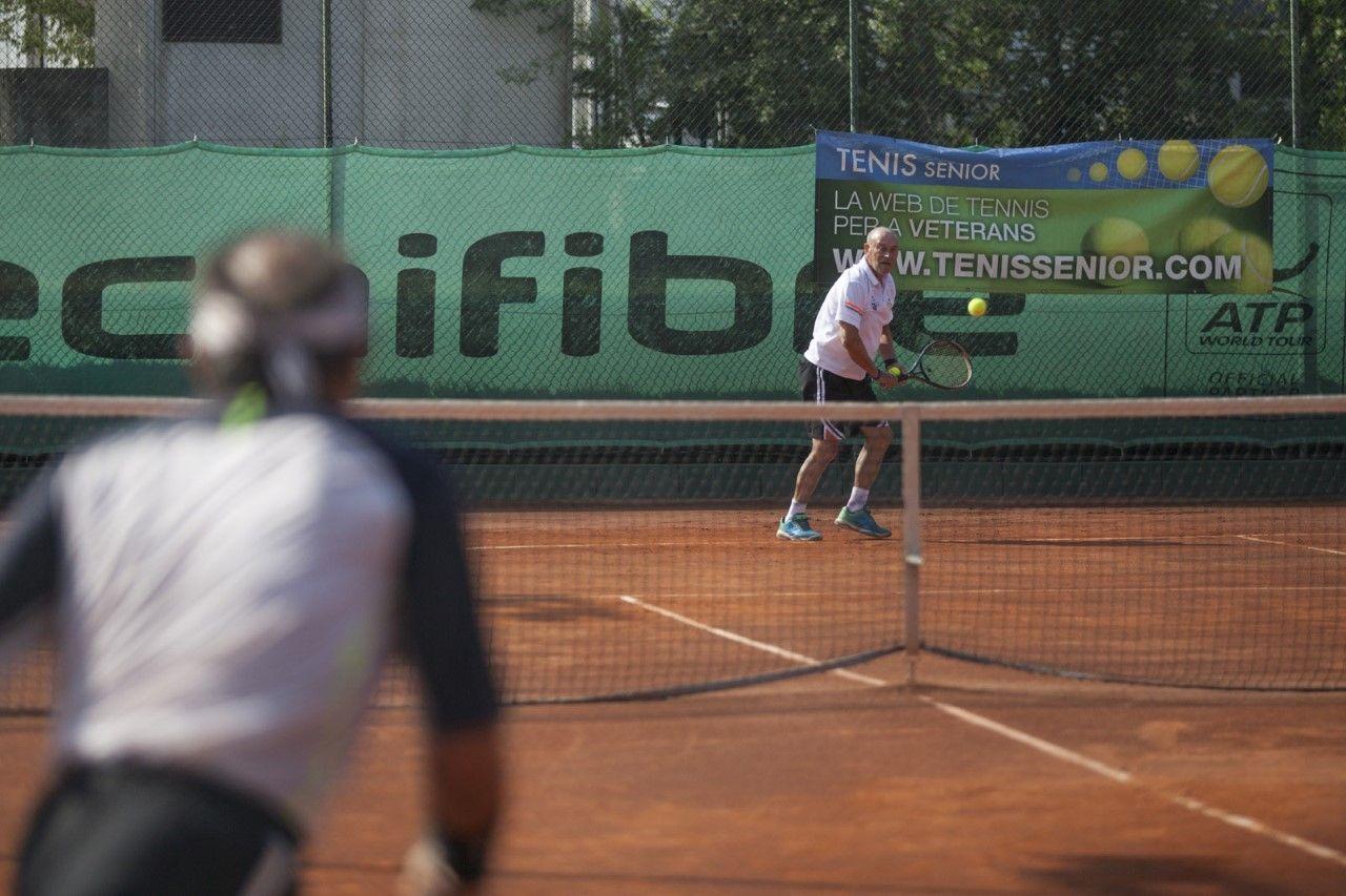 Al torneig hi han participat 85 tennistes. FOTO: Lali Puig