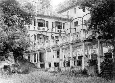 Imatge antiga del Casino de la Floresta FOTO: Arxiu Municipal Sant Cugat