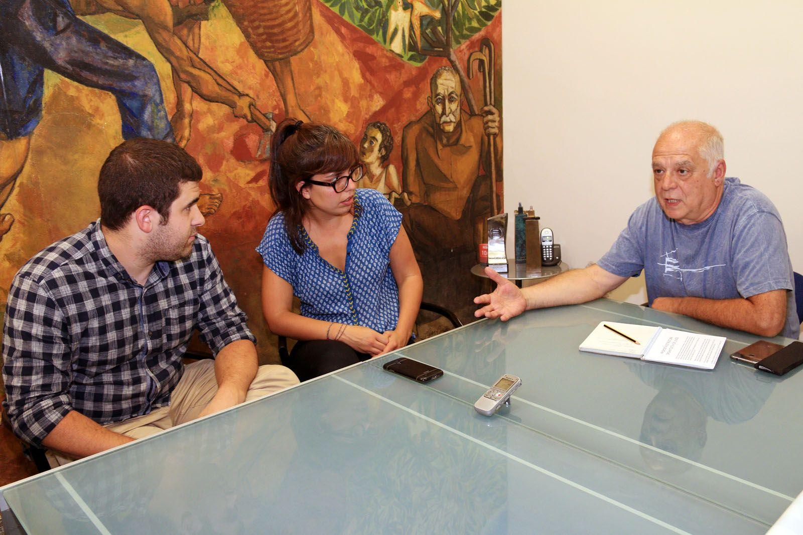 El grup es presenta el 16 de juny FOTO: Lali Álvarez