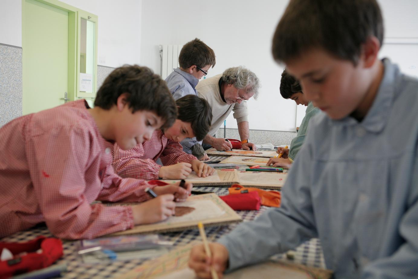 La coordinadfora demana que es faci pressió per edificar la XIII escola.  FOTO: Arxiu