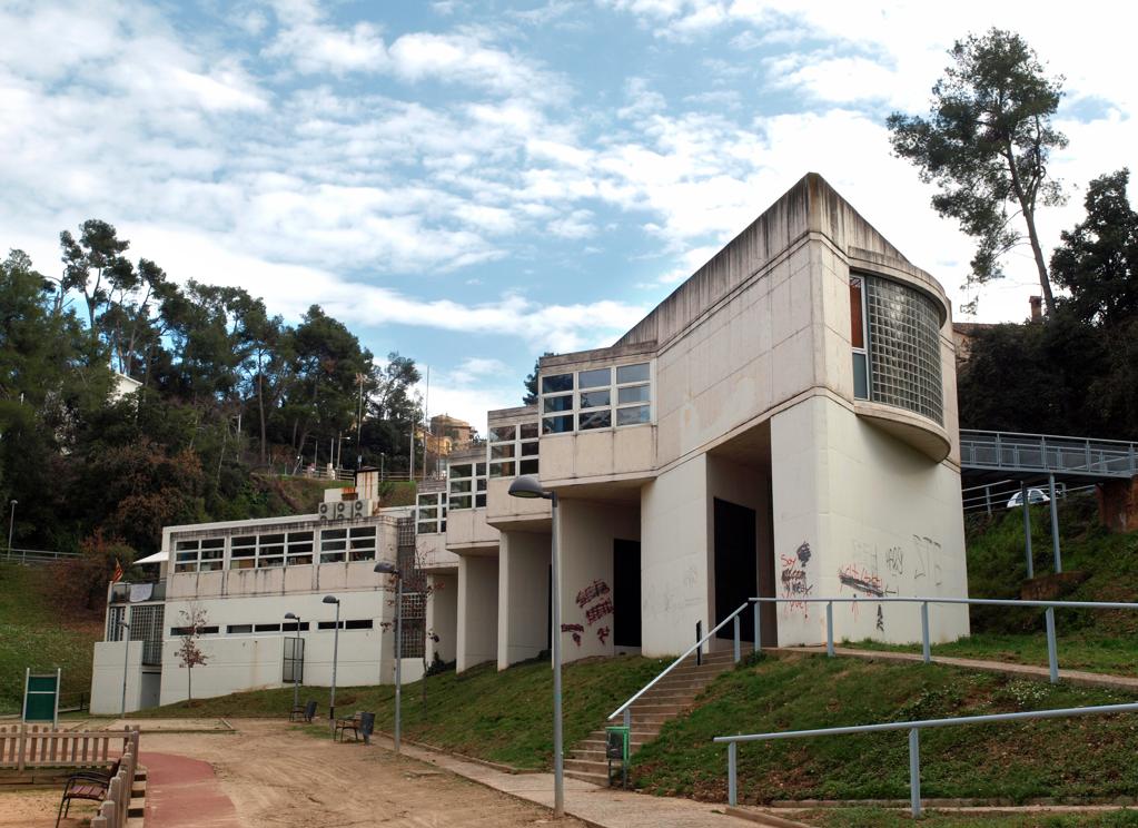 El Centre Social i Sanitari FOTO: Artur Ribera