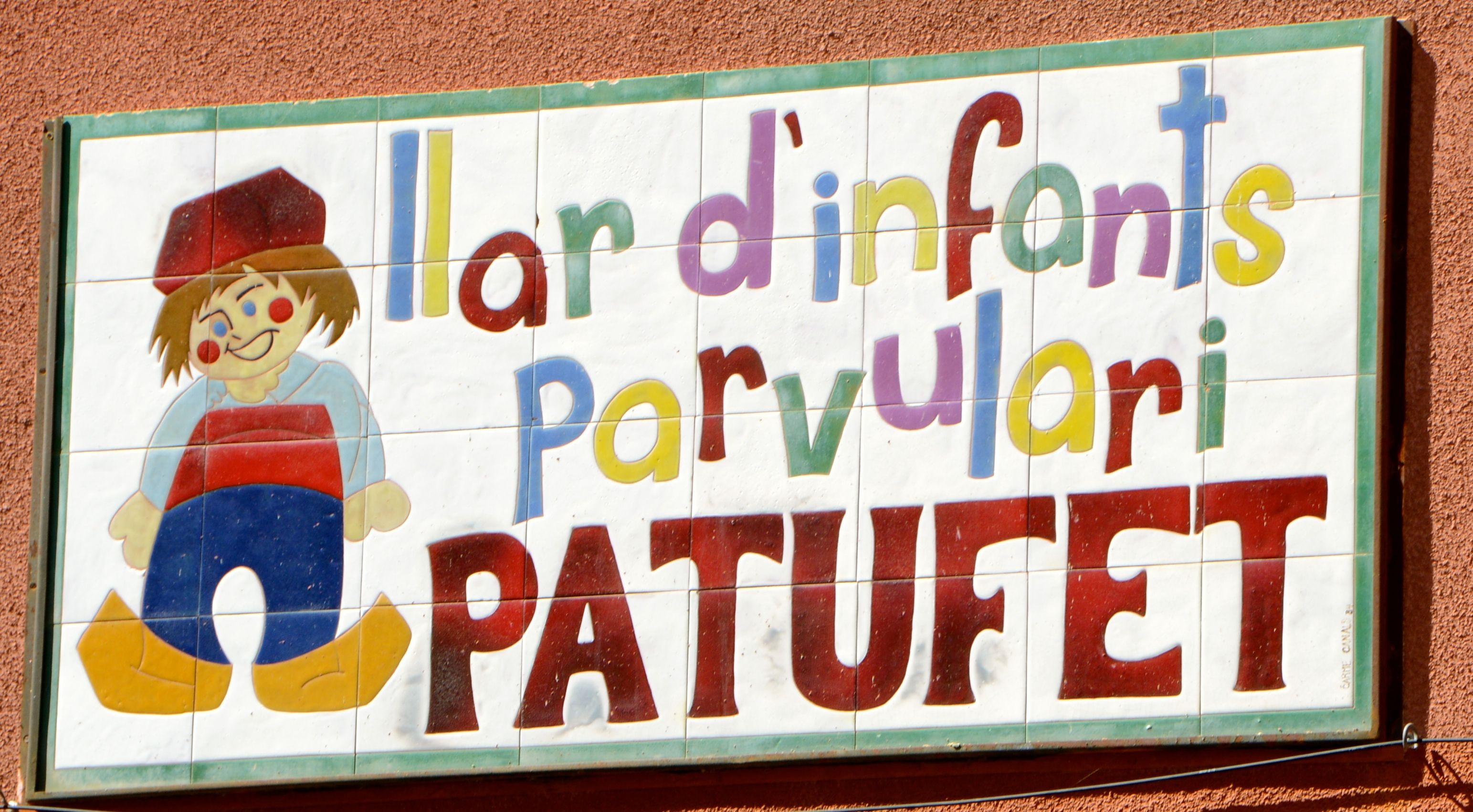 Àgora Patufet Infant School neix a l''any 1972