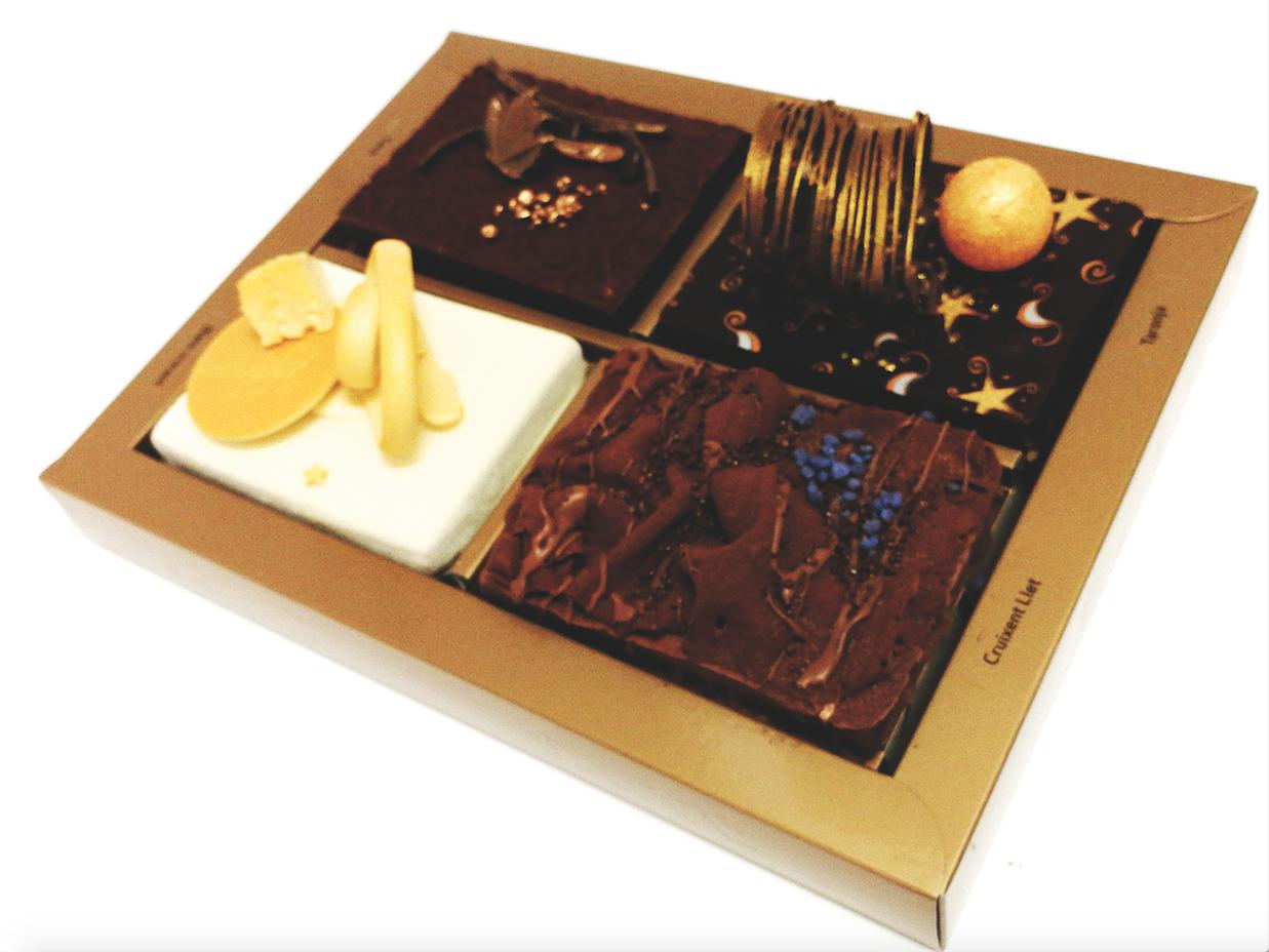 L'especialitat de Shokolad és la xocolata en totes les seves versions FOTO: Cedida
