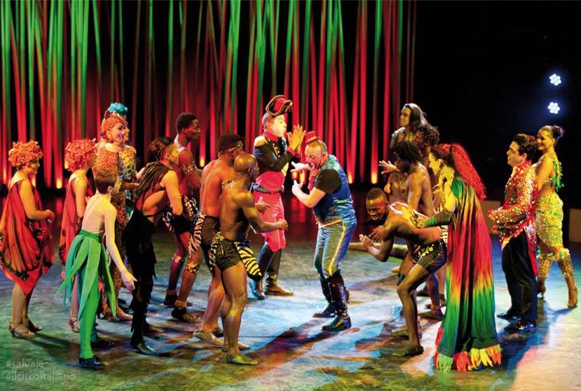 Il Circo Italiano Porta El Seu Nou Espectacle A Sant Cugat
