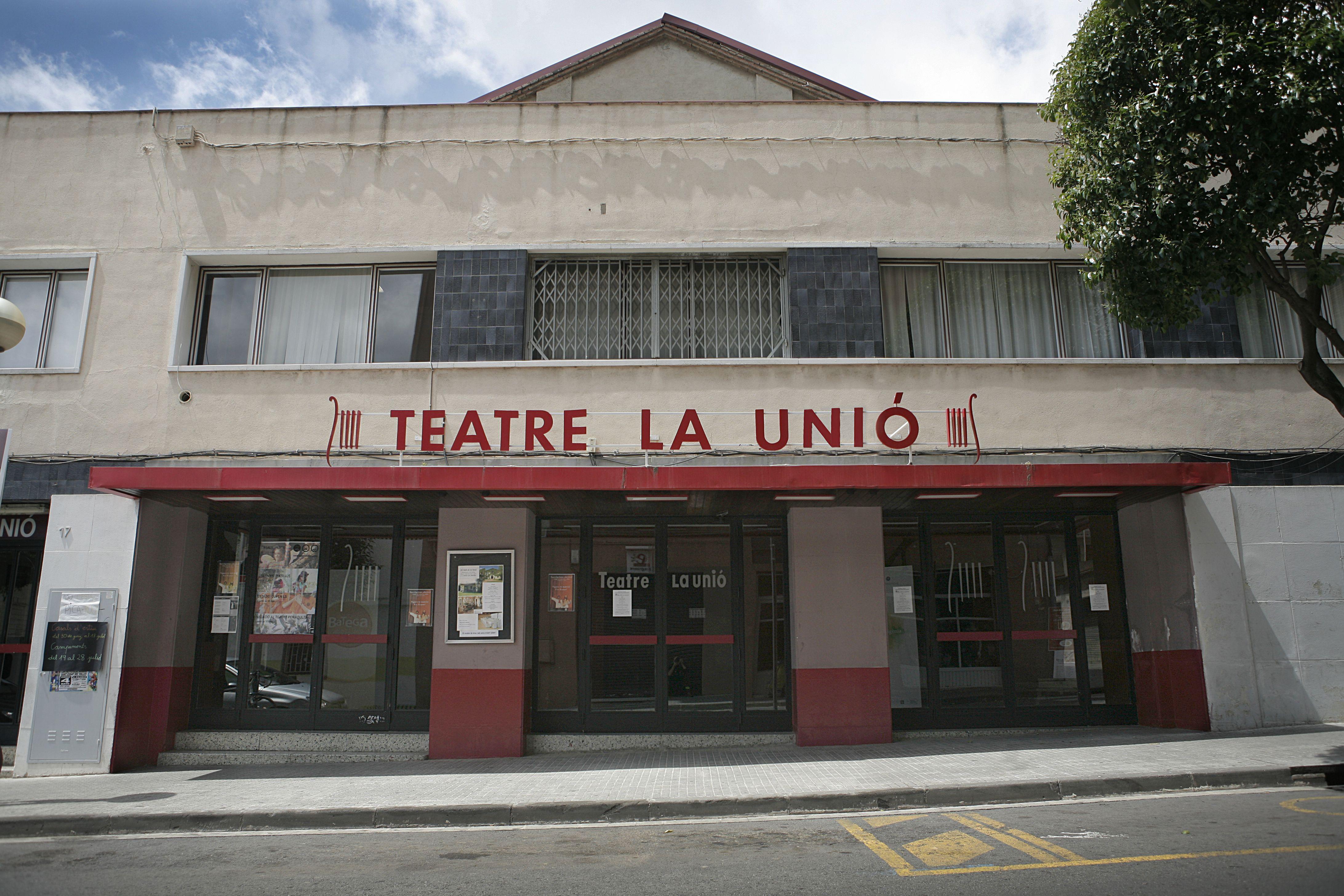 L'actual edifici de La Unió Santcugatenca  FOTO: Artur Ribera