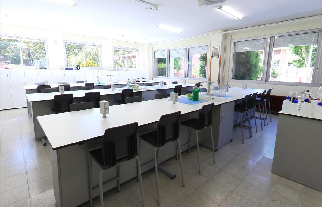 El projecte educatiu que es desenvolupa a les aules de La Vall s'anomena Aude! FOTO: Cedida