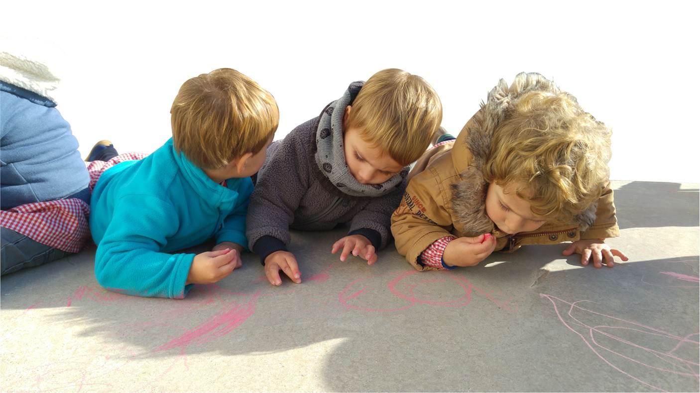 El centre li dóna importància també al joc com a eina educativa important FOTO: Cedida