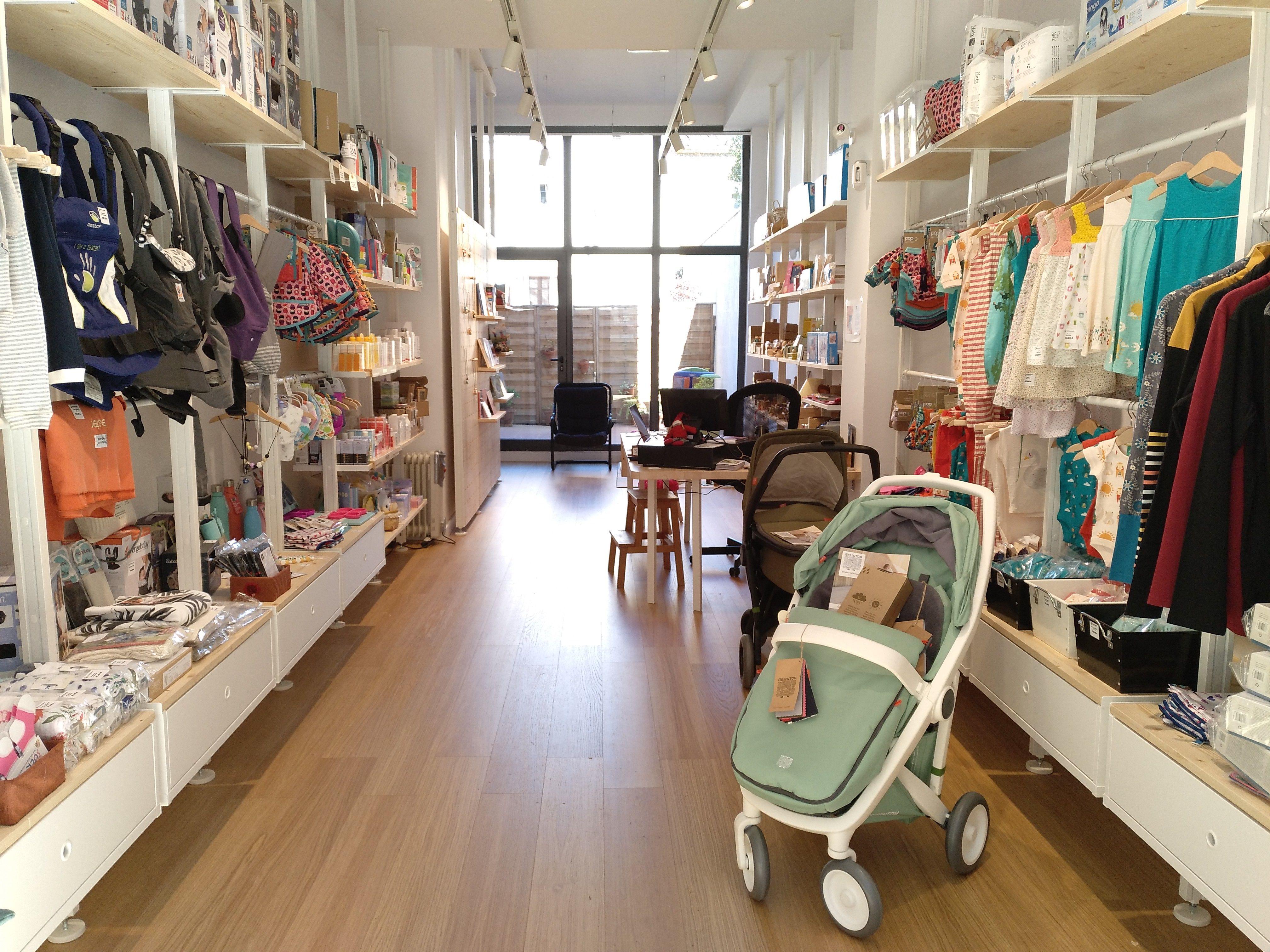L'establiment està especialitzada en la criança respectuosa amb els infants i l'entorn en el qual es desenvolupen FOTO: Cedida