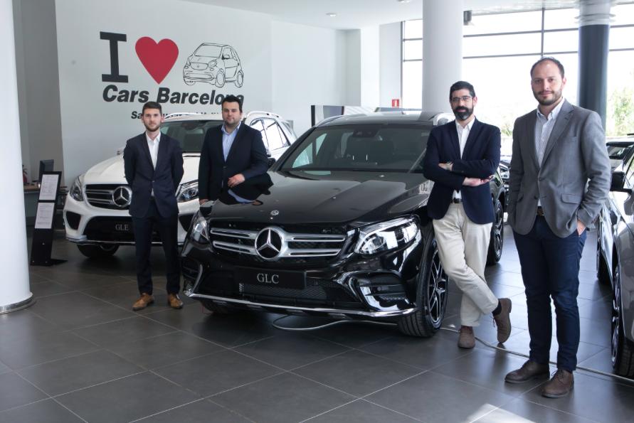 Atenció professional a Cars Barcelona FOTO. Cedida