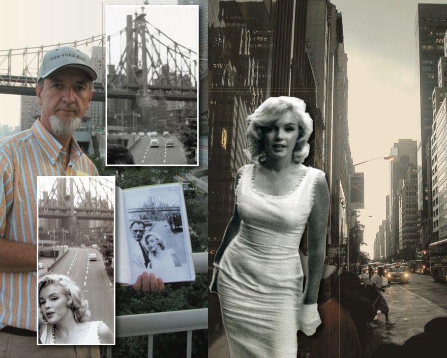 Inaguració de l'exposició Marilyn in New York