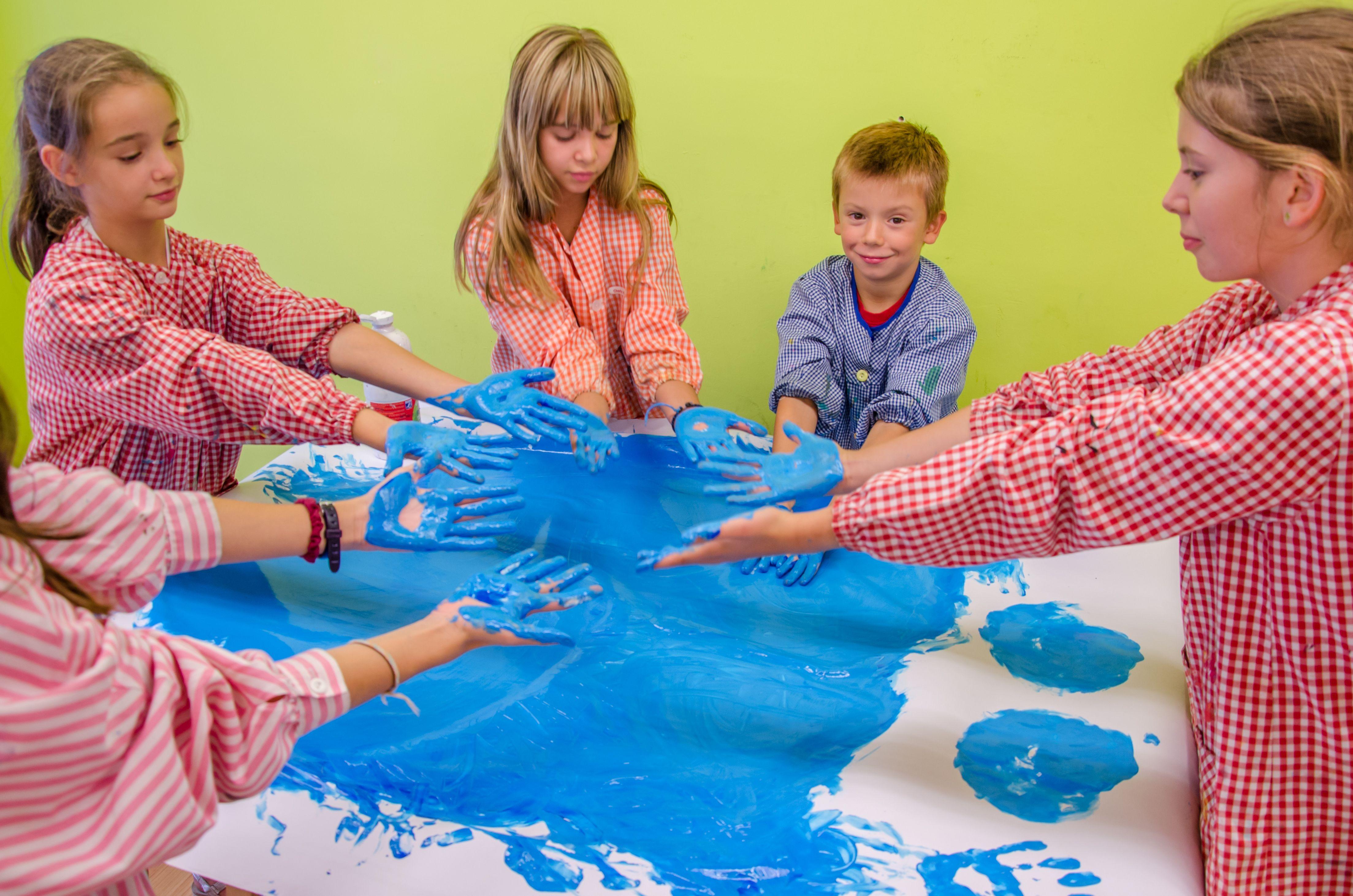 El centre ofereix tallers de joieria tèxtil, de cistelleria tradicional, entre d'altres. FOTO: Cedida