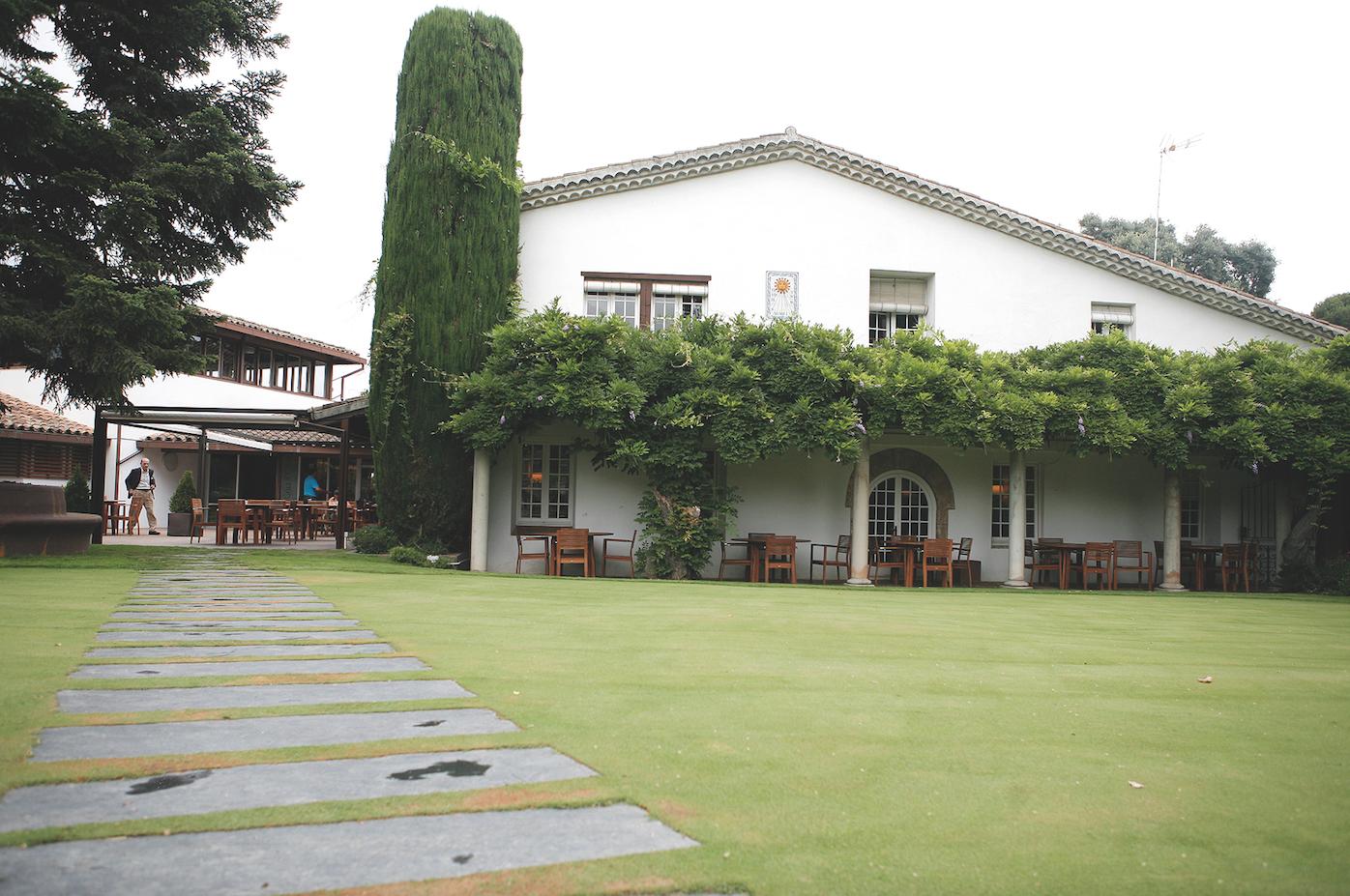 El camp de golf va ser inaugurat fa poc més d'un segle per industrials anglesos FOTO: Artur Ribera