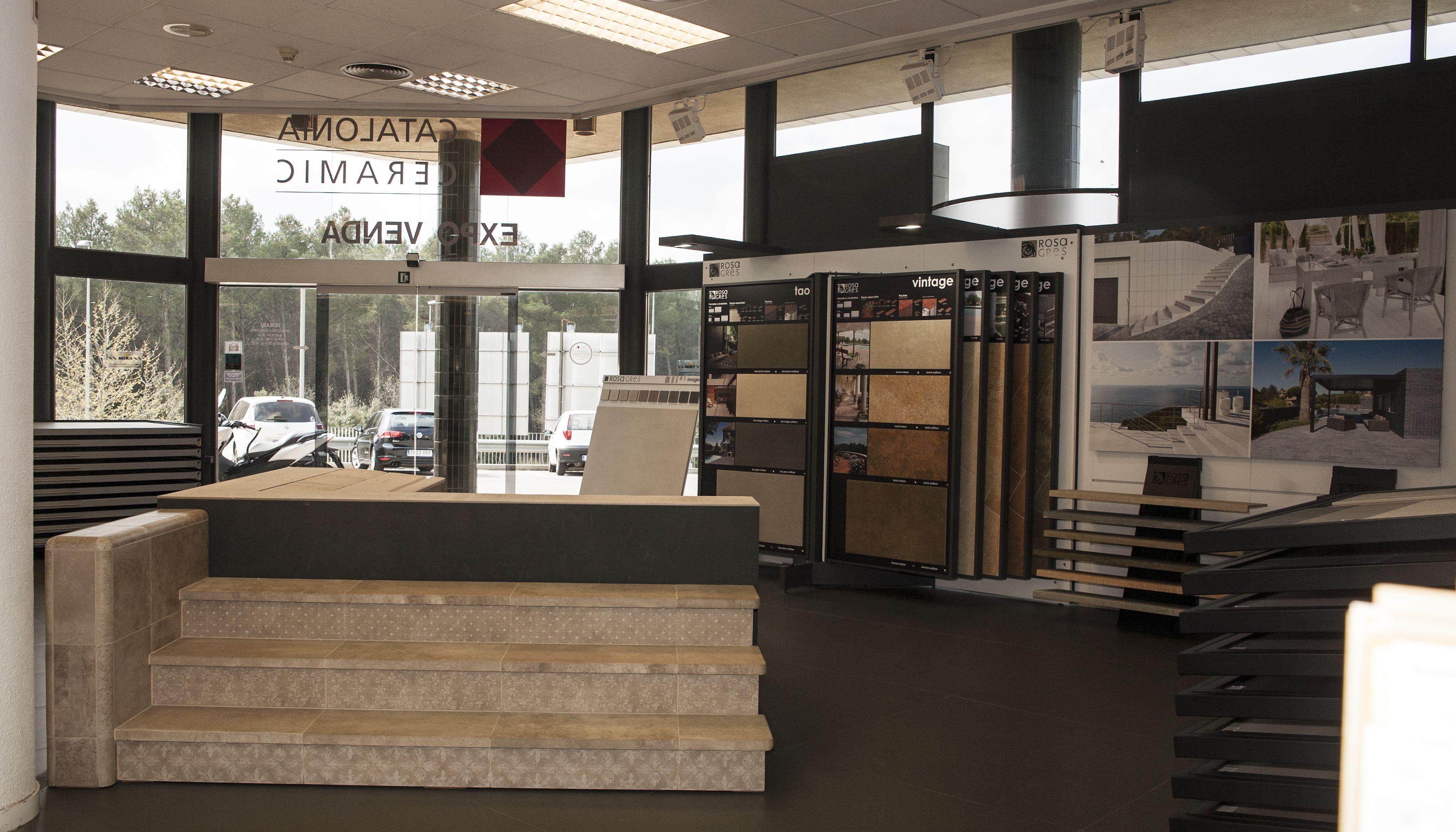 Catalonia Ceràmica compta actualment amb quatre botigues FOTO: Cedida