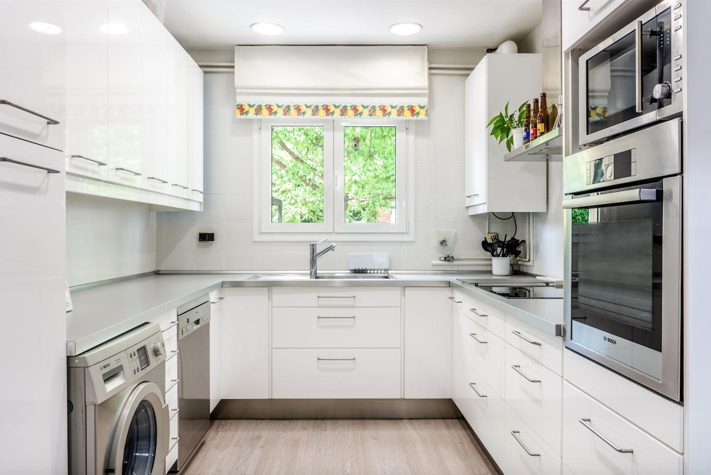 La casa disposa d'una cuina completa. FOTO: Cedida