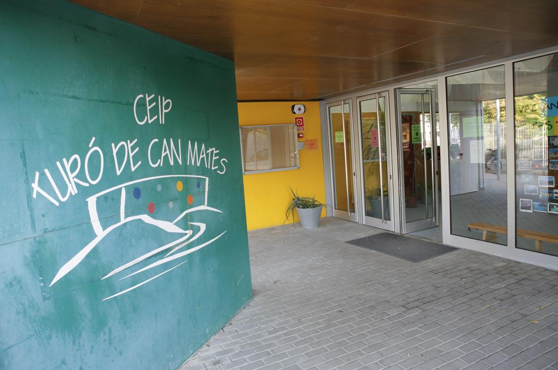 L'Escola Turó de Can Mates va acollir un curs bolet l'any passat FOTO: Arxiu