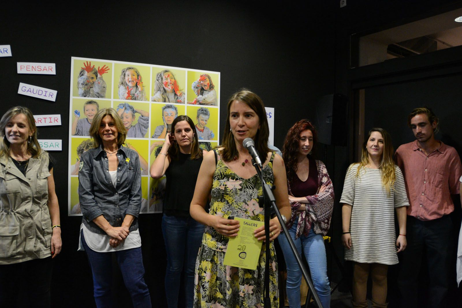 La exposició s'ha inaugurat aquest 12 de juny. FOTO: Sílvia Polanco