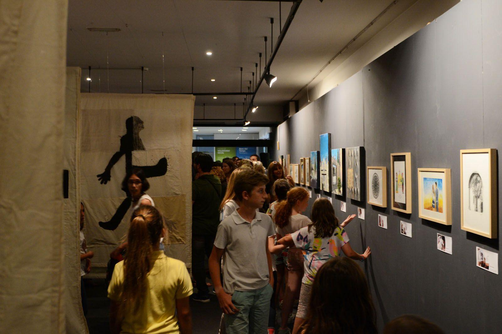 La mostra es pot visitar fins al 25 de juliol. FOTO: Sílvia Polanco