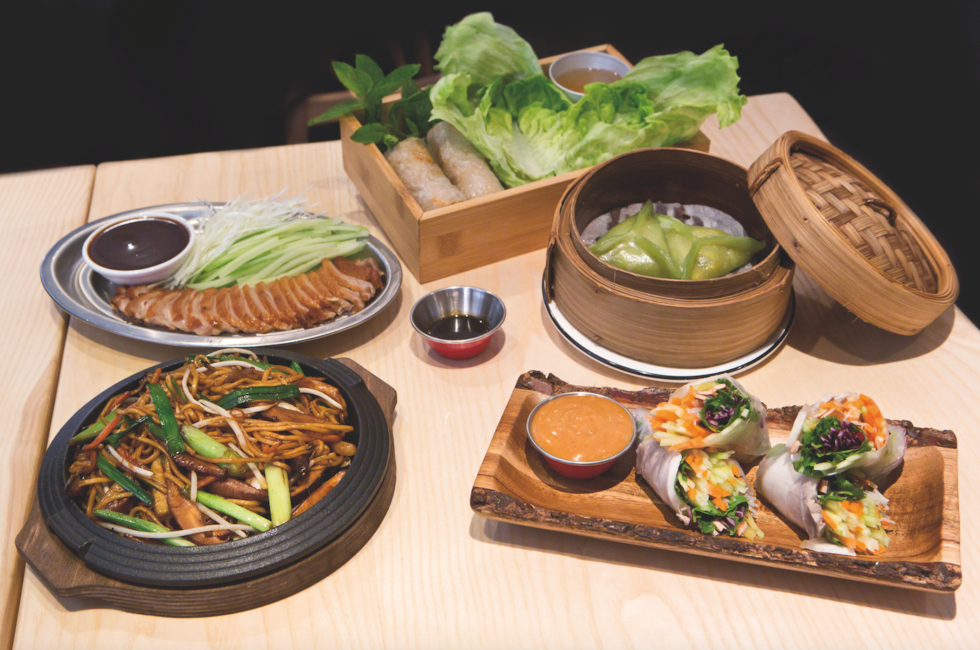 Kumihö és el nou restaurant del grup Kitsune FOTO: Cedida