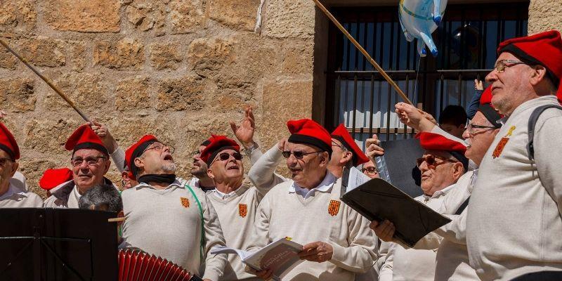 Les Caramelles tornen per cantar la Pasqua