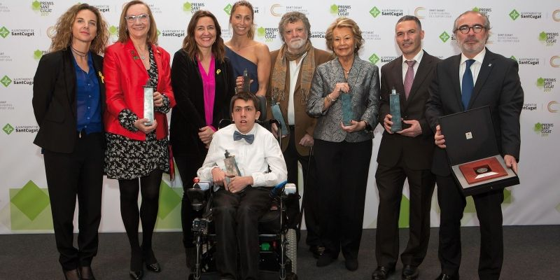 Arrenquen els Premis Sant Cugat 2018